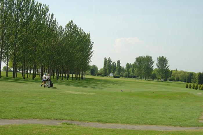 Golf ground view