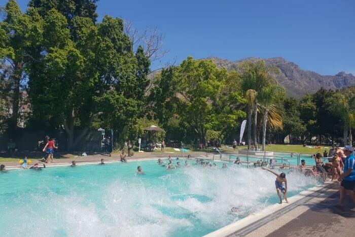 Goudini Hot Springs