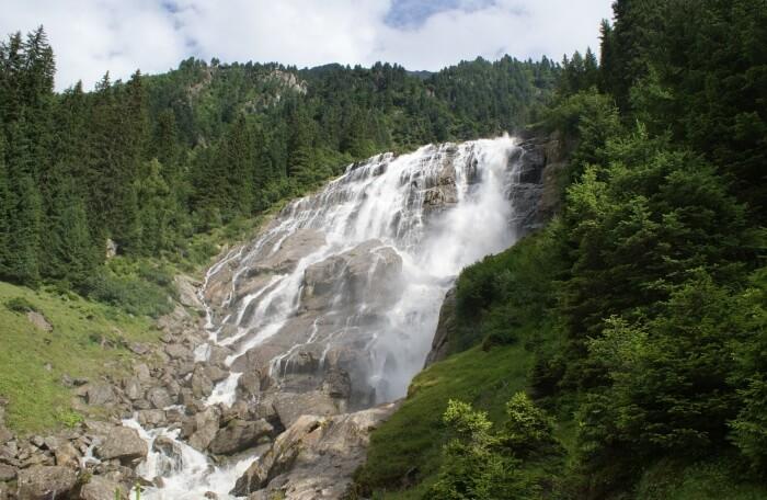 Grawa-Waterfall