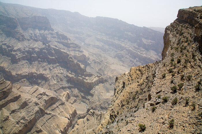 Hajar Foothills in Dubai