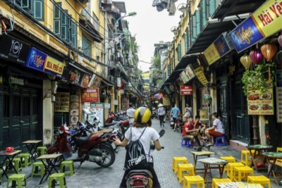 Hanoi Restaurants cover
