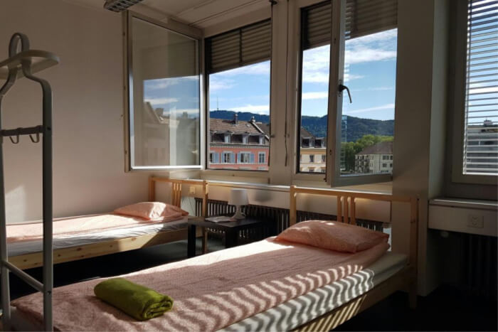Hard hostel Zürich