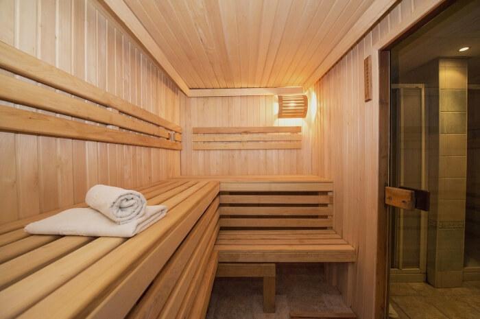 Highest Number Of Saunas