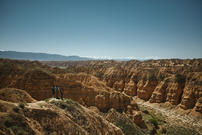 Famous place in Kazakhstan