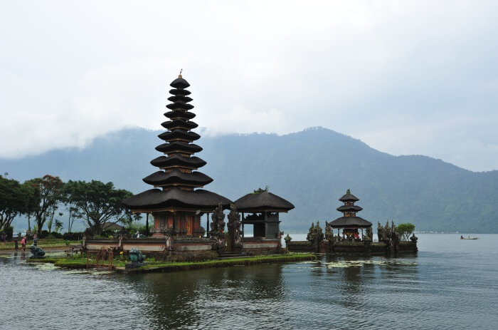 History Of The Floating Temple