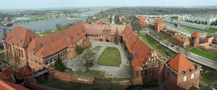 History of Malbork Castle