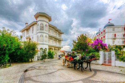 Honeymoon istanbul cover