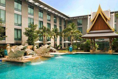 Hotels Near Suvarnabhumi Airport