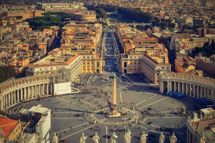 How To Reach Rome