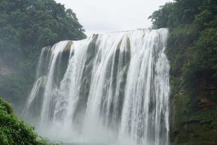 Falls Huangguoshu Guizhou