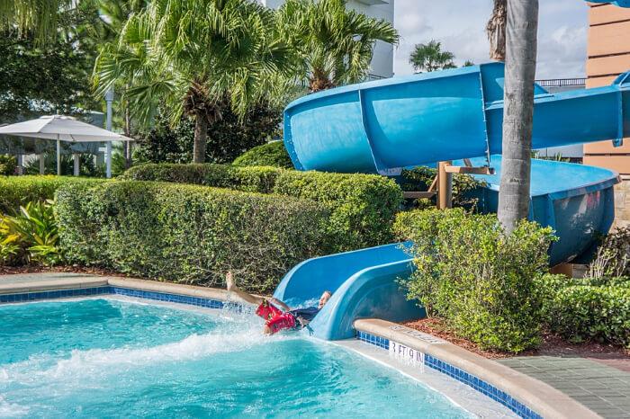 Husafell Swimming Pool