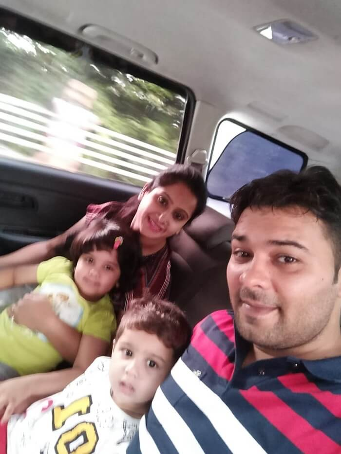 Travelling to kuala lumpur in car
