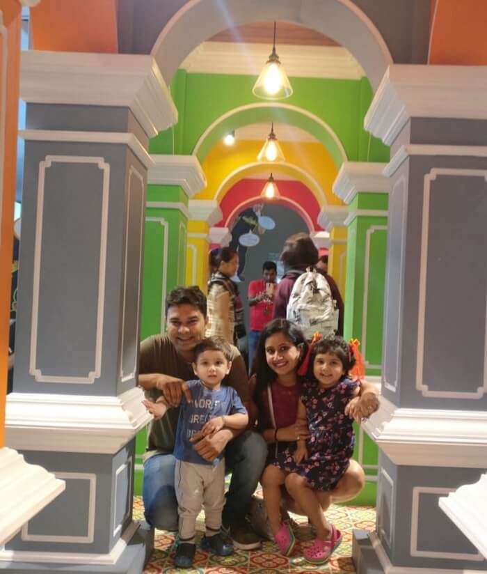 My Whole family photo