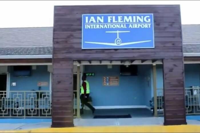 Ian Fleming International Airport