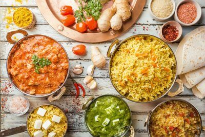 Indian Restaurants In Australia cover