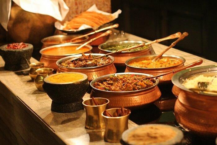 Indian restaurants