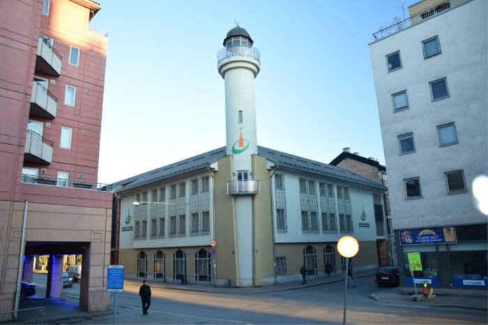 Islamic Cultural Center, Oslo