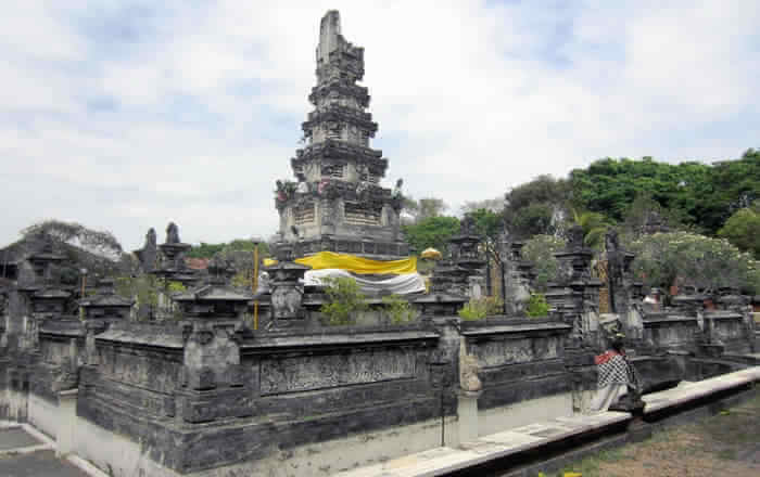 Biggest temple of Bali