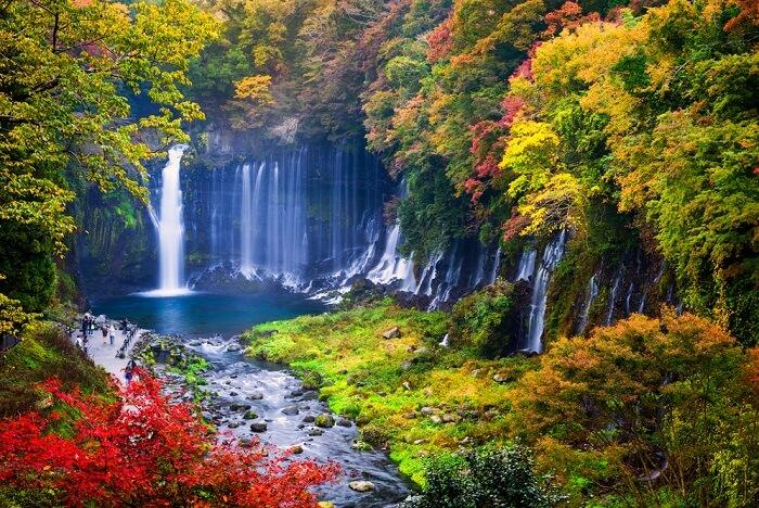 Japan national parks
