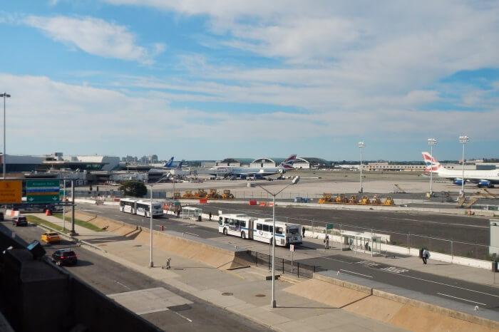 John F Kennedy International Airport (JFK)