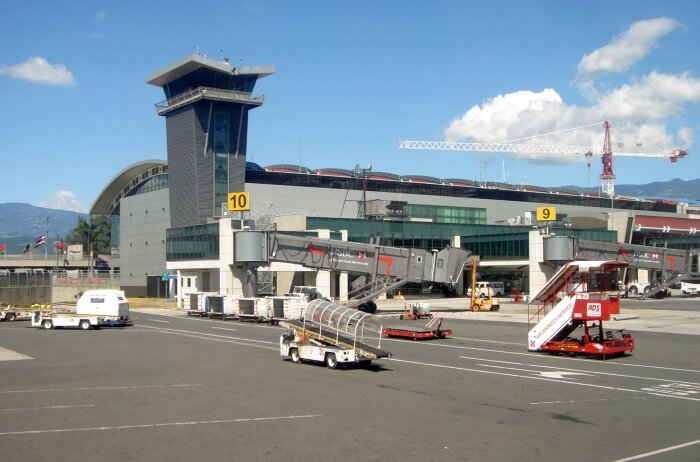 Juan Santamaria International Airport
