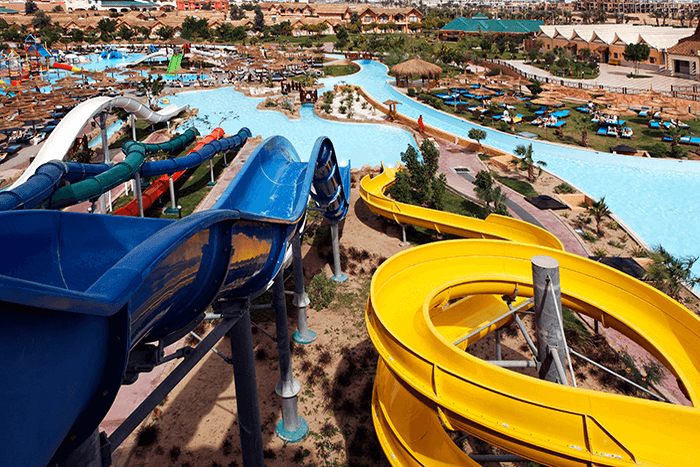Adventurous Aqua Park