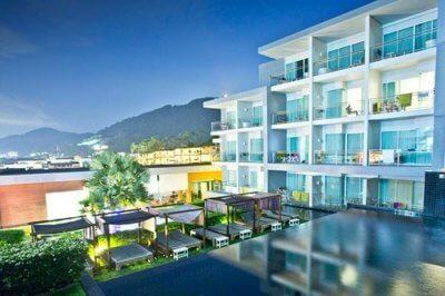 Kata Beach hotels