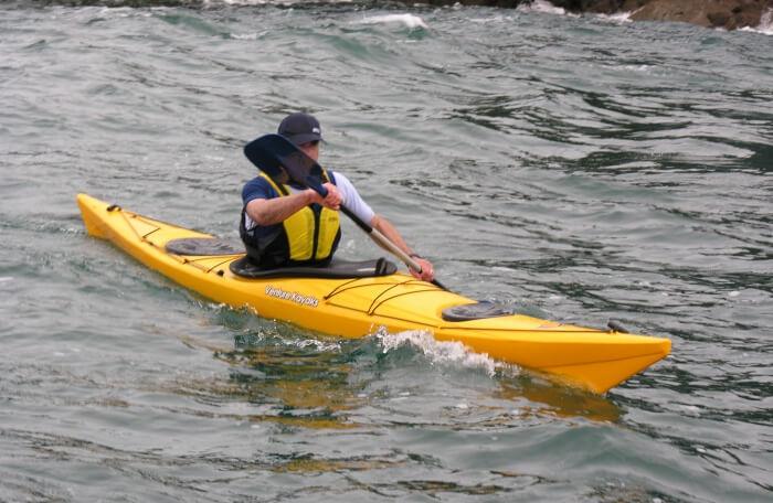 Kayaking Or Marathon