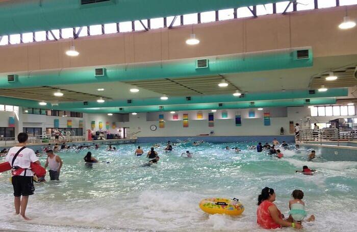 Kiwanis Wave Pool Phoenix