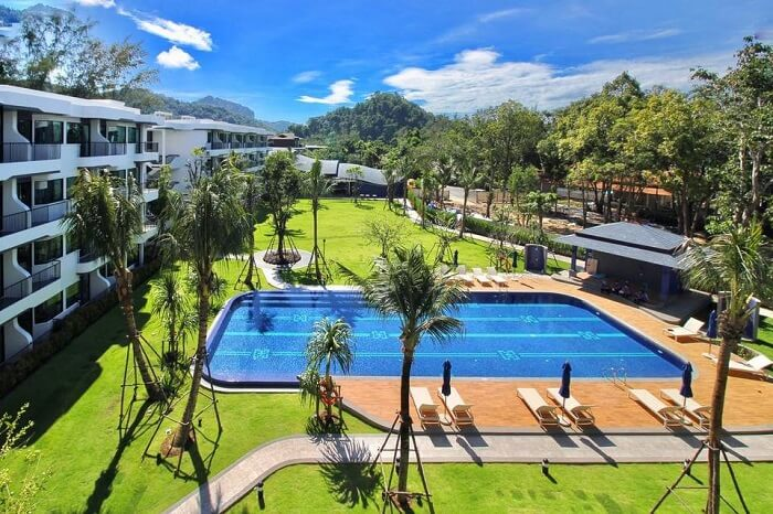 Best Krabi Beach Hotels Places To Stay In Krabi Thailand