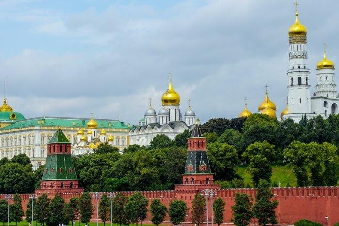 Kremlin, Mosco