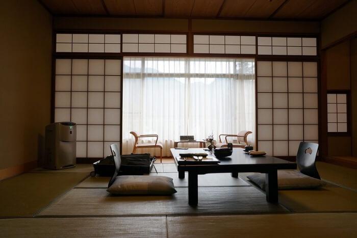 Kumi's downtown apartment