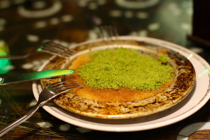 traditional Turkish pastry