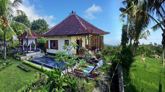 budget accommodation in bali