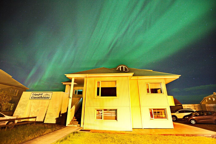 Lagafell Guesthouse