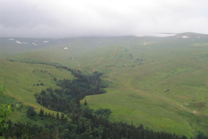 Lagonaki Plateau