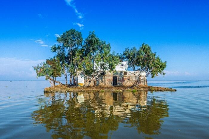Lake Burullus