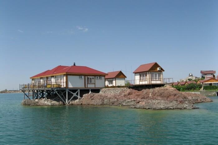 Lake Kapchagay