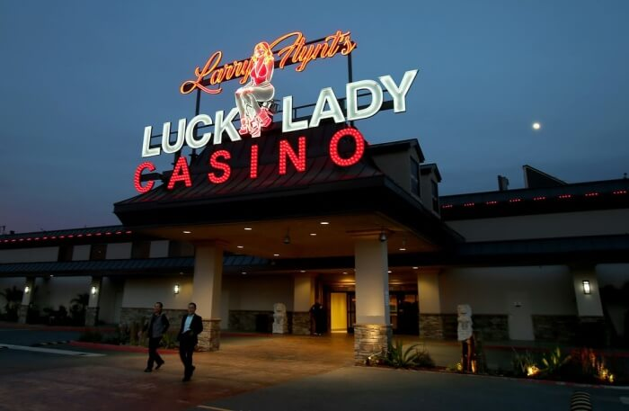 Lucky Lady casino