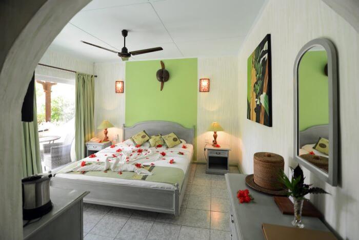 Le Relax Beach Resort Praslin