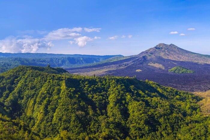 Beautiful Scene of hills