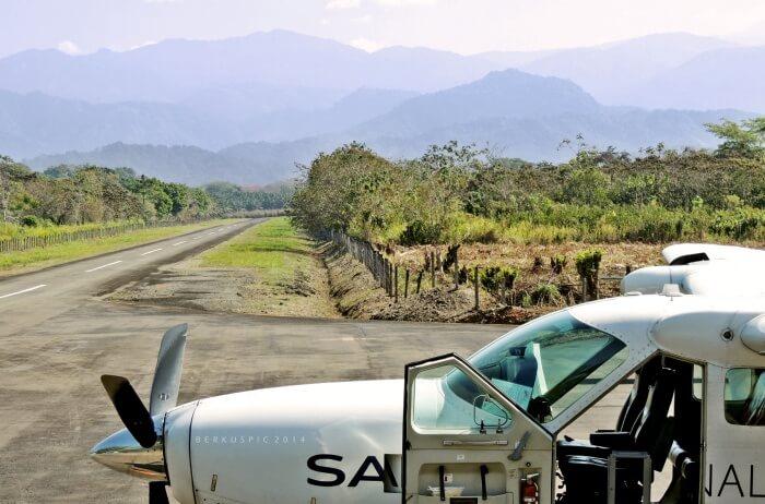 Limón International Airport