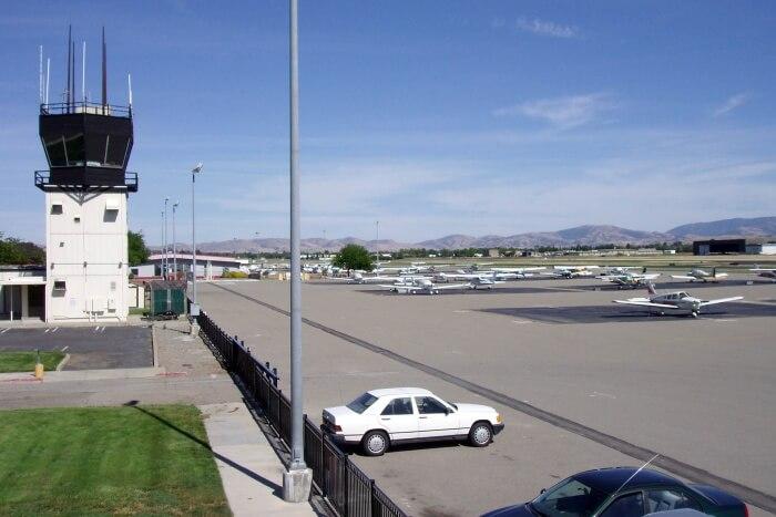 Livermore Municipal Airport