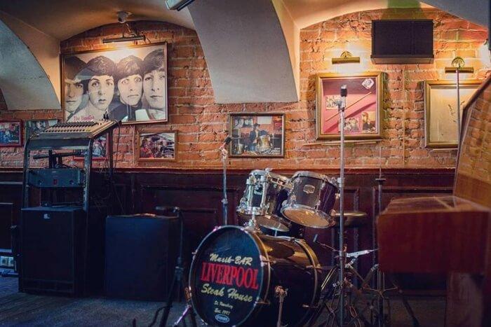 Liverpool Bar