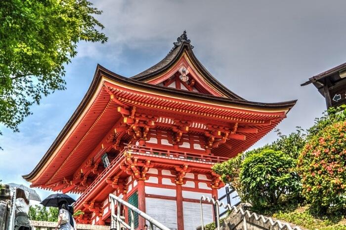 Love Shrine in Kyoto