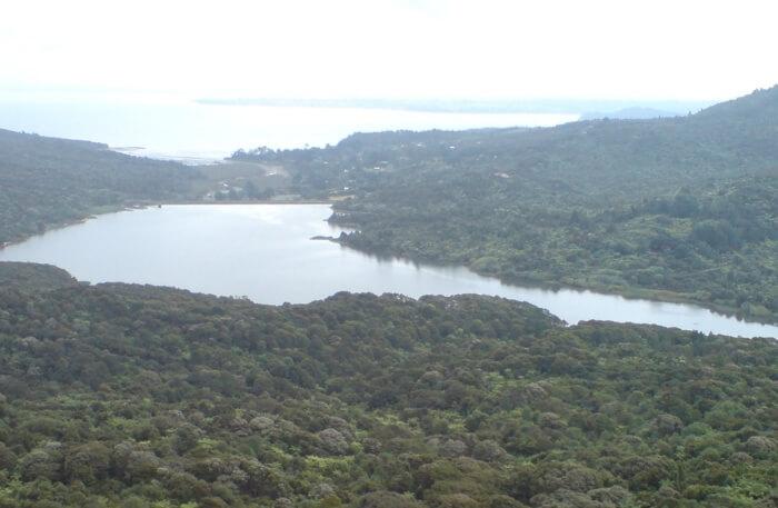 Lower Nihotupu Reservoir