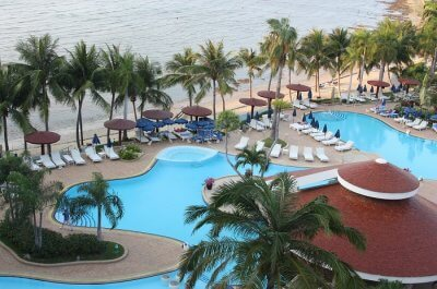 Luxury Hotel Pattaya