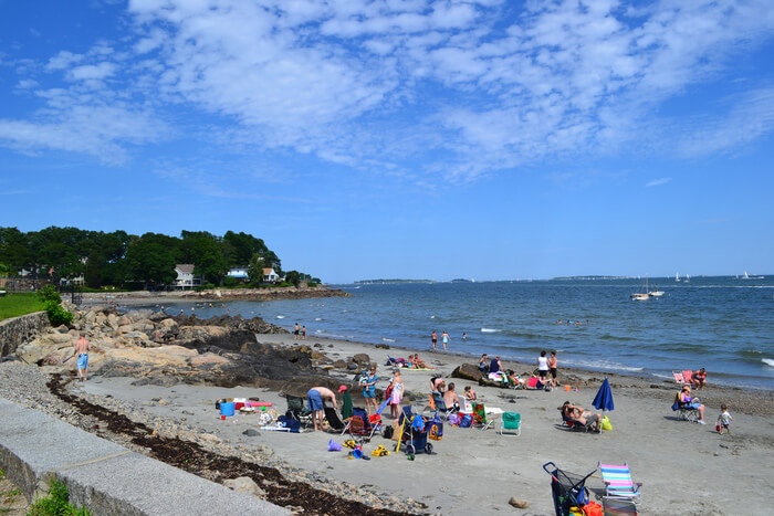 Lynch Park Beach