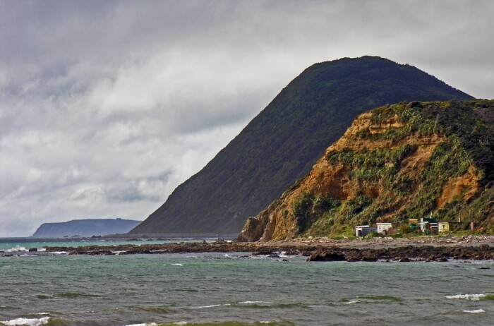Makara Mountain Park and Beach