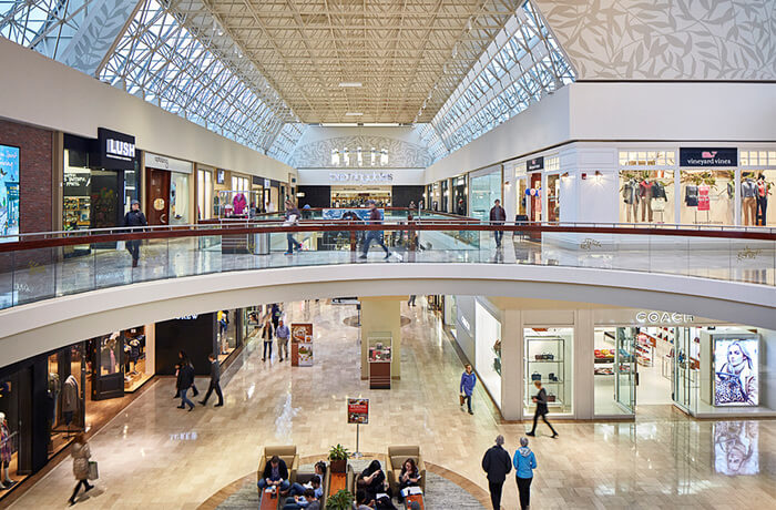trendy and popular stores